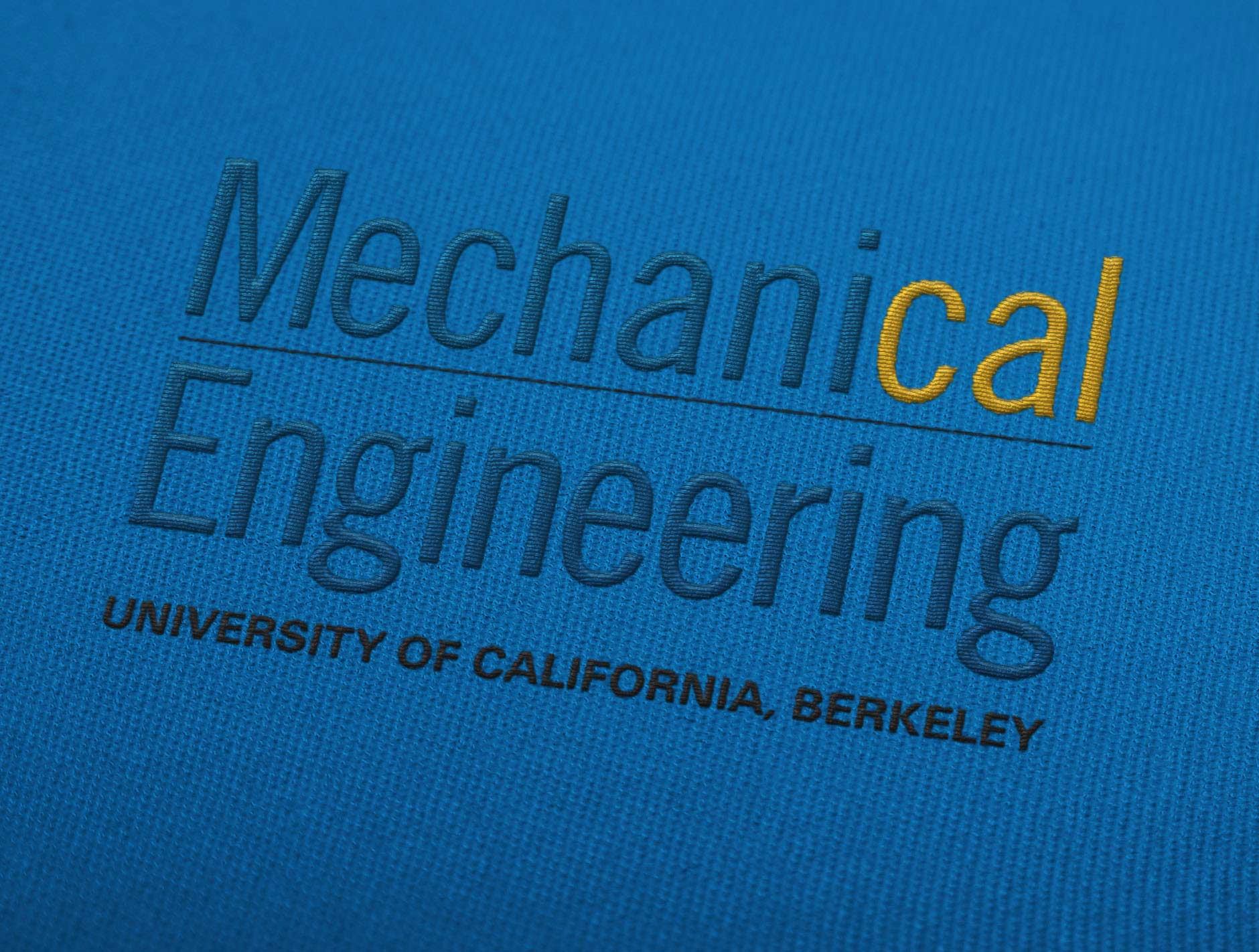 UCB Mechanical Engineering Identity Design