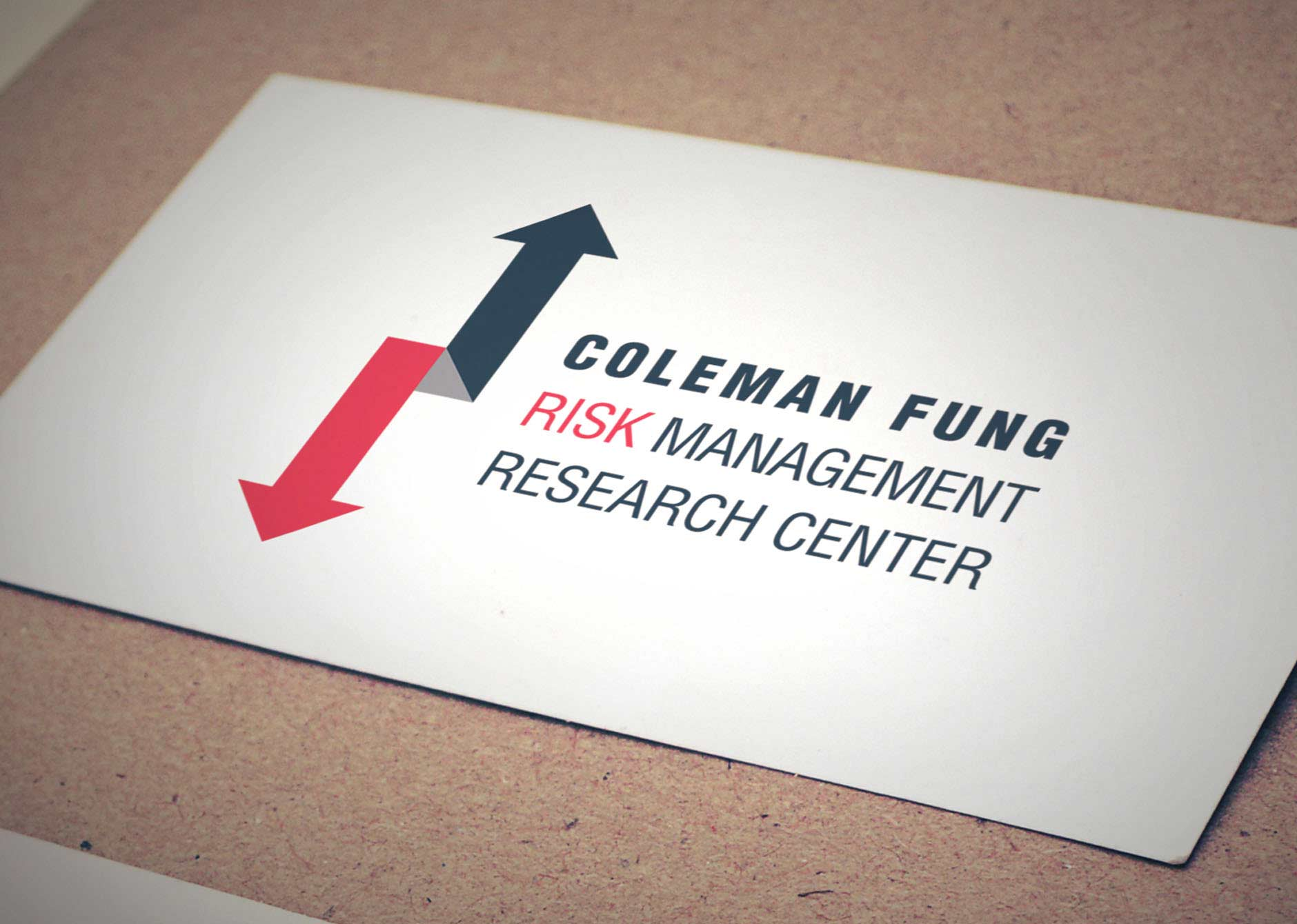 Coleman Fung Identity Design