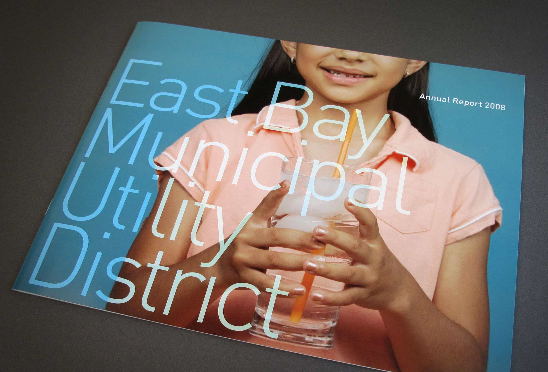 East Bay Municipal Utility District: Annual Report
