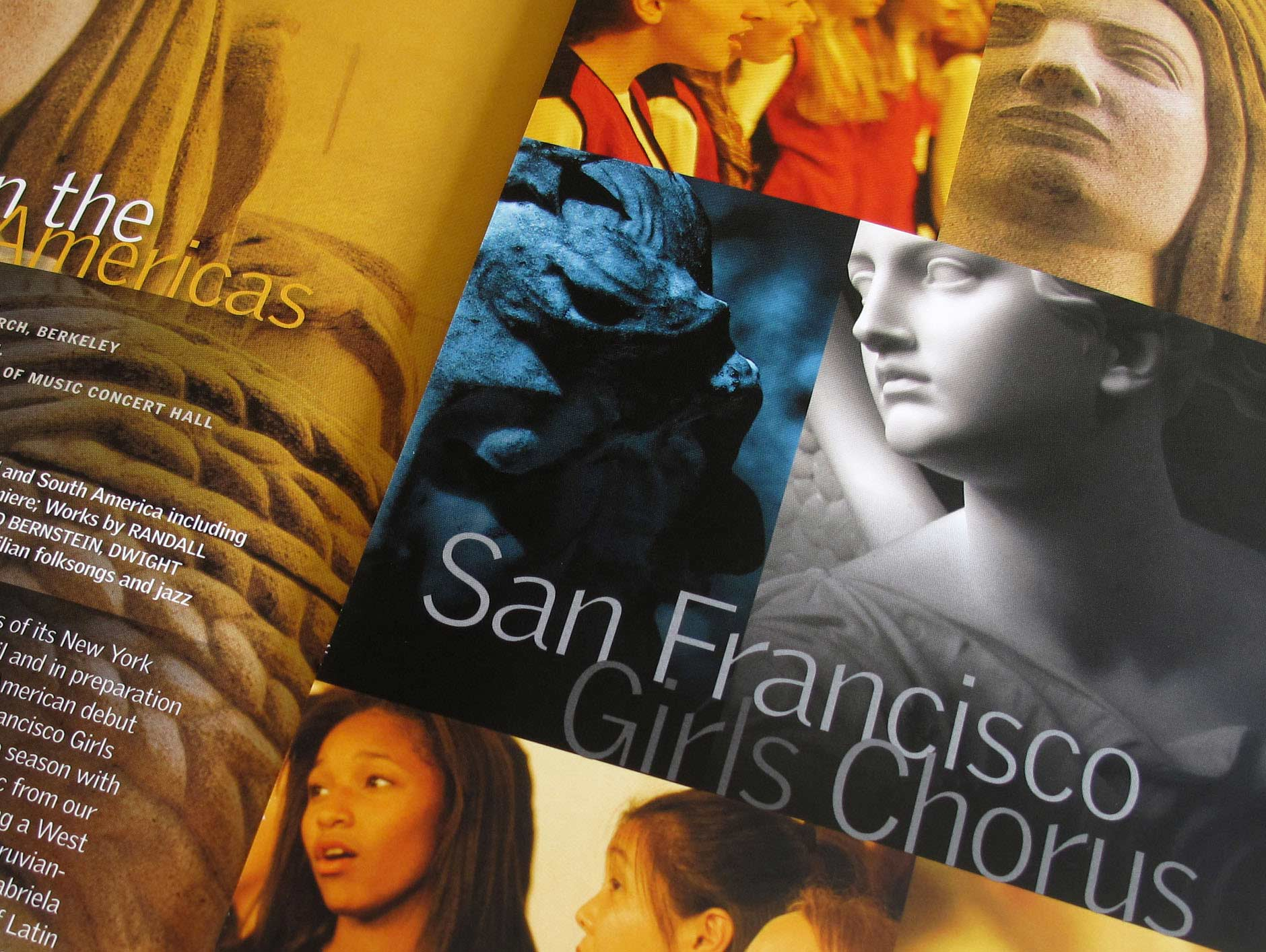 San Francisco Girls Chorus: Season Collateral